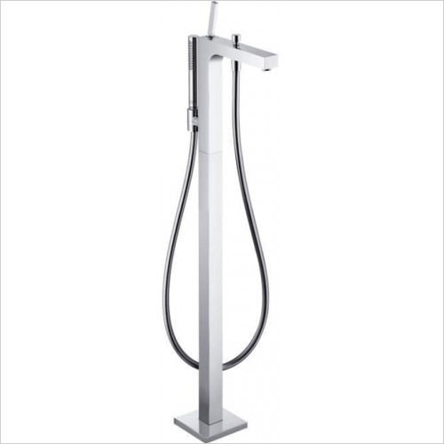 Hansgrohe - Axor Citterio Freestanding Bath Shower Mixer