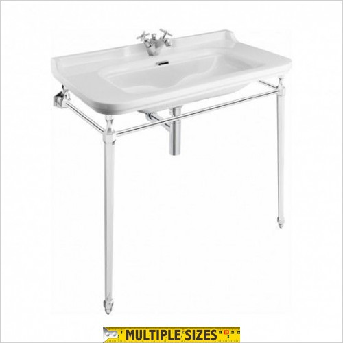 Crosswater - Waldorf 1000mm Wide Basin Console