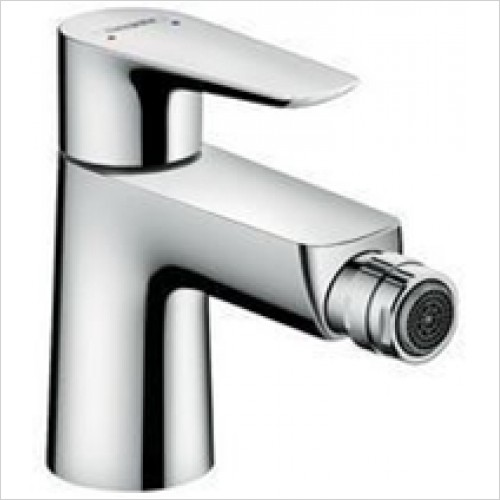 Hansgrohe - Talis E Single Lever Bidet Mixer, Pop-Up Waste