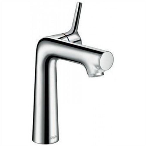 Hansgrohe - Talis S Single Lever Basin Mixer 140, Pop-Up Waste
