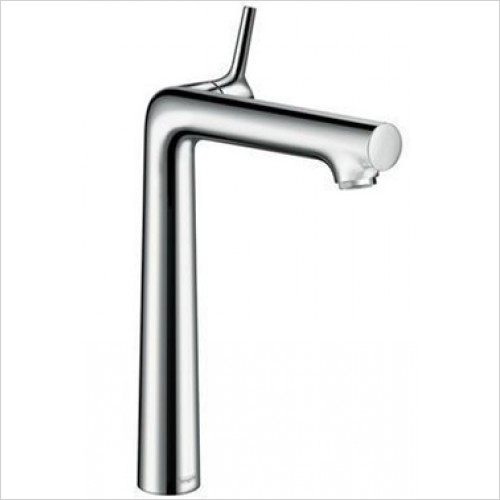 Hansgrohe - Talis S Single Lever Basin Mixer 250, Pop-Up Waste