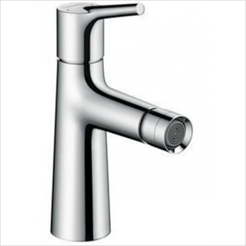 Hansgrohe - Talis S Single Lever Bidet Mixer, Pop-Up Waste