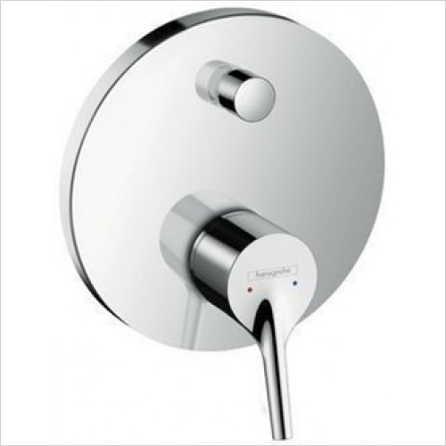 Hansgrohe - Talis S Single Lever Bath Mixer Concealed With Security