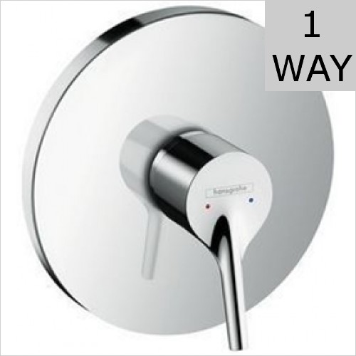 Hansgrohe - Talis S Single Lever Shower Mixer For Concealed Installation