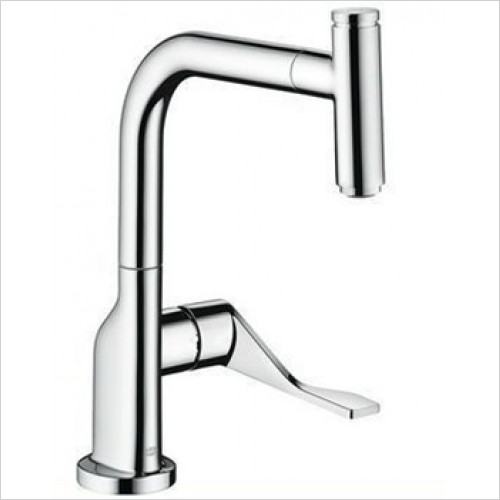 Hansgrohe - Axor Citterio Select Kitchen Mixer With Pull-Out Spout