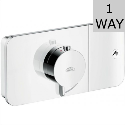 Hansgrohe - Axor One Thermostatic Module, Concealed, For 1 Outlet