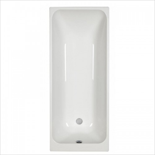 Carron - Profile Single Ended Bath - 1500 x 700mm, 5mm