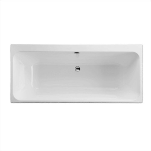 Carron - Profile Double Ended Bath - 1600 x 700mm, 5mm