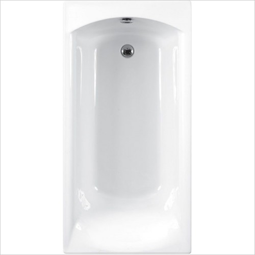 Carron - Delta Single Ended Bath - 1400 x 700mm