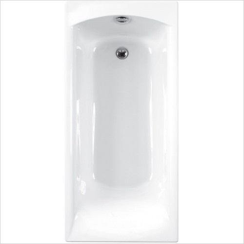 Carron - Delta Twin Grip Single Ended Bath - 1400 x 700mm
