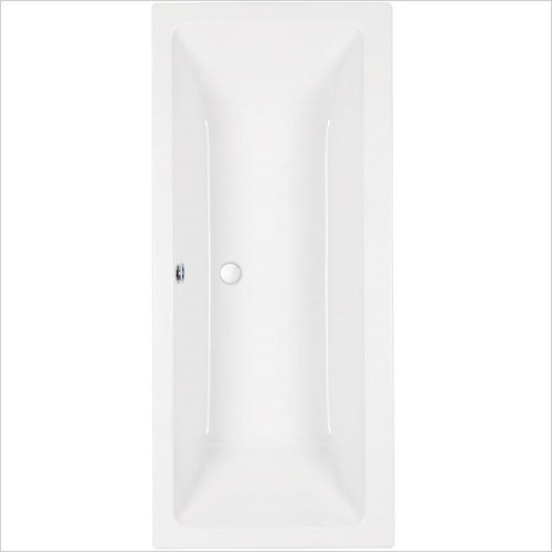 Carron - Quantum Duo Bath 1700 x 700mm, 5mm