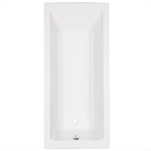 Carron - Quantum Single Ended Bath 1500 x 700mm, 5mm