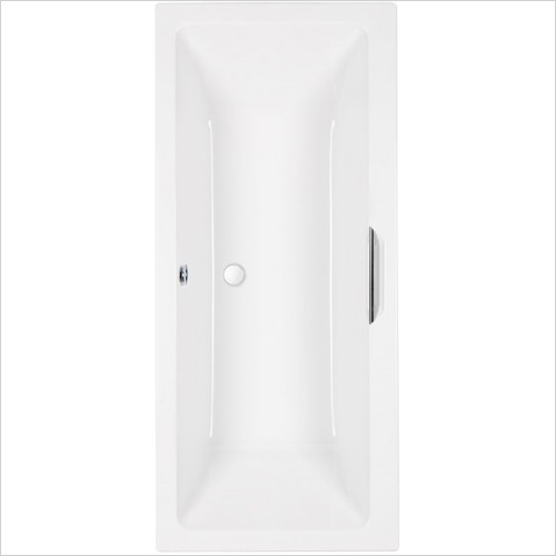 Carron - Quantum Integra Duo Bath 1700 x 750mm, 5mm