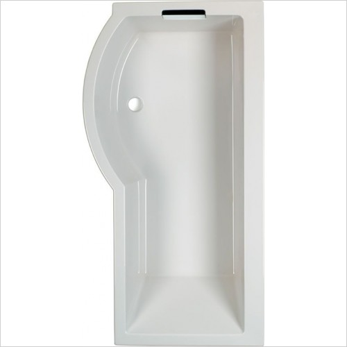 Carron - Celsius Shower Bath 1700 x 900mm LH