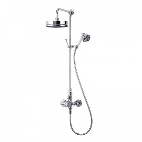 Victoria & Albert - Florin 20 Thermostatic Shower With Handheld Shower