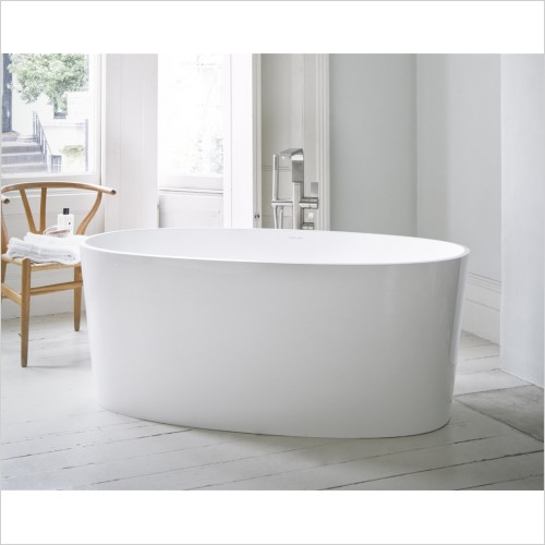 Victoria & Albert - ios Freestanding Bath 1511 x 802mm