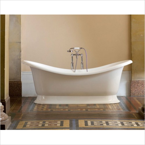 Victoria & Albert - Marlborough Freestanding Bath 1901 x 870mm