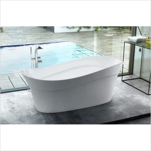 Victoria & Albert - Pescadero Freestanding Bath 1695 x 798mm
