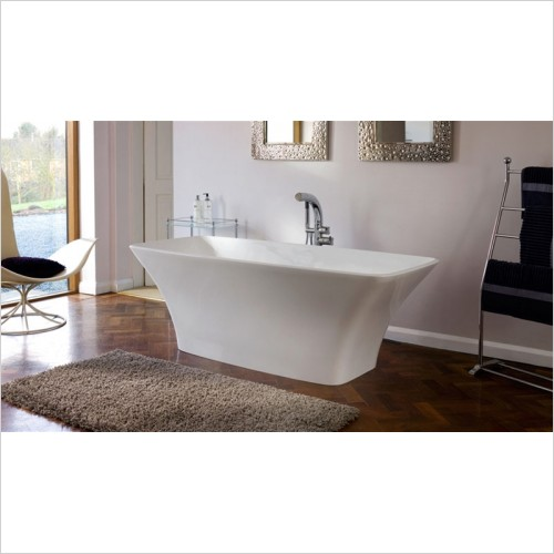 Victoria & Albert - Ravello Freestanding Bath 1743 x 753mm