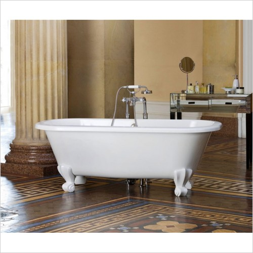 Victoria & Albert - Richmond Freestanding Bath 1675 x 745mm