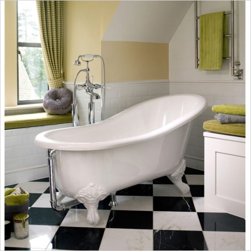 Victoria & Albert - Shropshire Freestanding Bath 1537 x 762mm