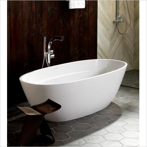 Victoria & Albert - Terrassa Freestanding Bath 1702 x 793mm