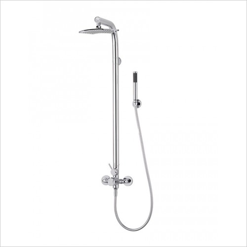 Victoria & Albert - Tubo 20 Thermostatic Shower With Hand Held Shower
