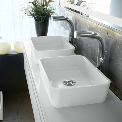 Victoria & Albert - Edge 45 Countertop Basin
