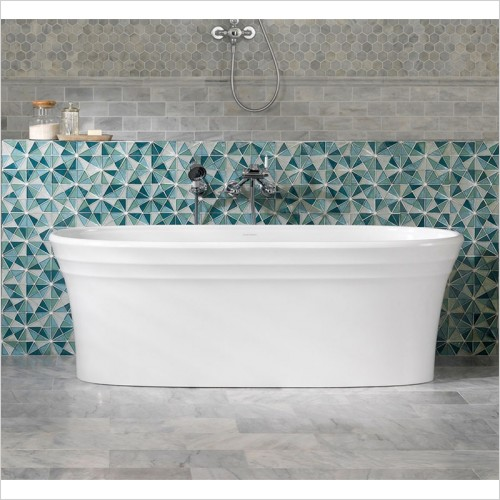 Victoria & Albert - Warndon Freestanding Bath 1702 x 801mm