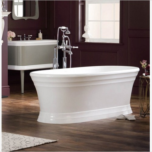 Victoria & Albert - Worcester Freestanding Bath 1797 x 780mm