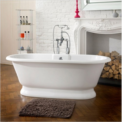 Victoria & Albert - York Freestanding Bath 1742 x 799mm
