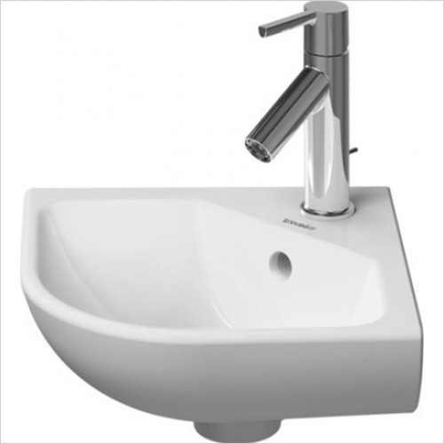 Duravit - Me By Starck Handrinse Basin Corner Model 430 x 380mm