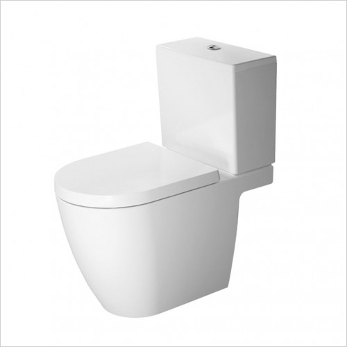 Duravit - ME By Starck Toilet Close Coupled
