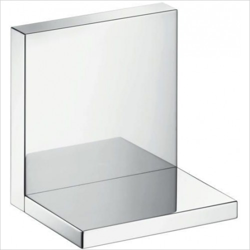 Hansgrohe - Axor Starck Short Metal Shelf 12 x 12