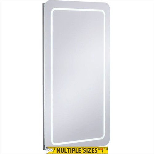 Crosswater - Celeste LED Mirror 800 x 450mm