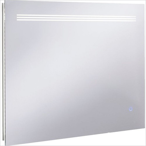 Crosswater - Radiance LED Mirror 600 x 800mm