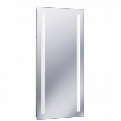 Crosswater - Solo LED Lit Mirror 800 x 425mm