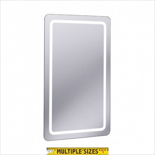 Crosswater - Celeste LED Mirror 800 x 600mm