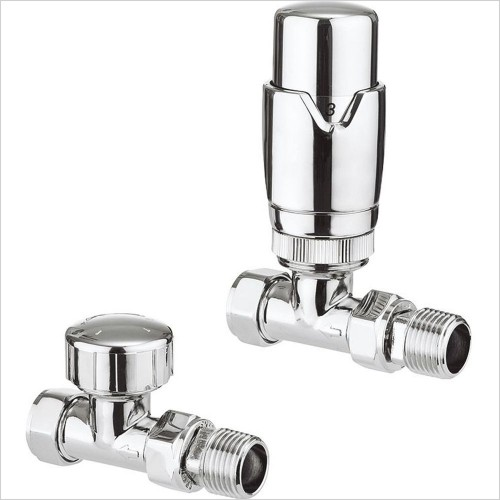 Crosswater Radiator Valves _AND_ Accessories