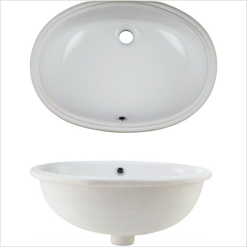 Crosswater Undermount Basins