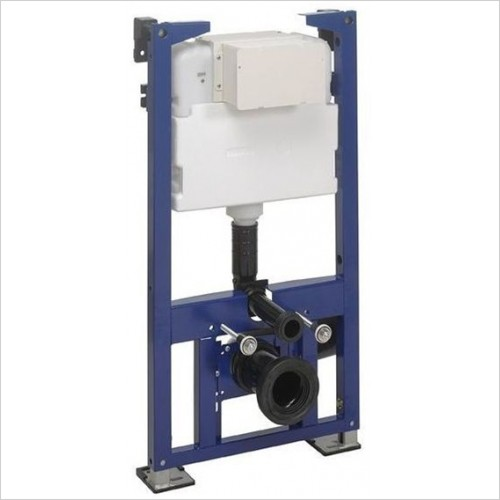 Crosswater WC Support Frames _AND_ Cisterns
