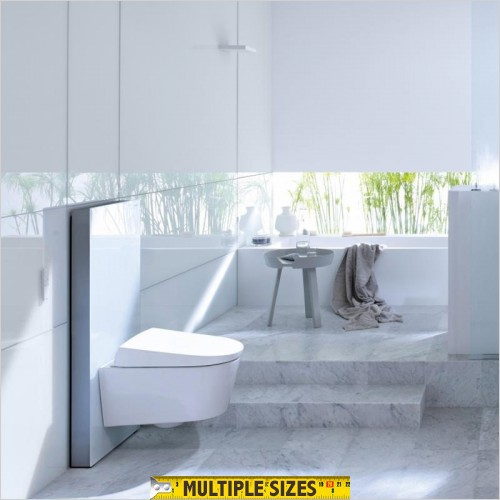 Geberit - Monolith Plus For Wall Hung WC, 101cm