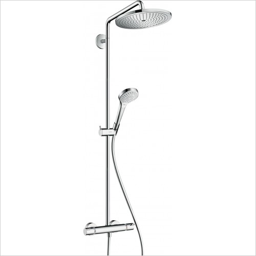 Hansgrohe - Croma Select S 280 Air 1Jet Showerpipe