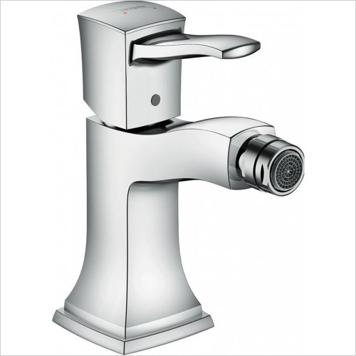 Hansgrohe - Metropol Classic Single Lever Bidet Mixer With Lever Handle