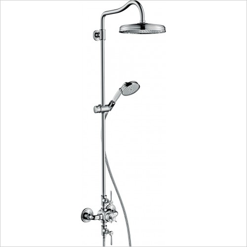 Hansgrohe - Montreux Showerpipe With Thermostatic Mixer