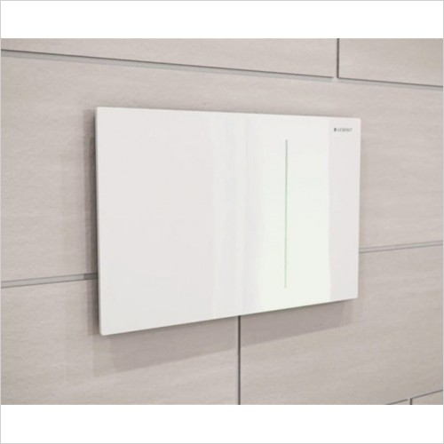 Geberit - Sigma 70 Dual Flush Plate For Sigma 8cm