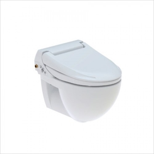 Geberit - Aquaclean 4000 Set (Wall Hung WC & Seat)