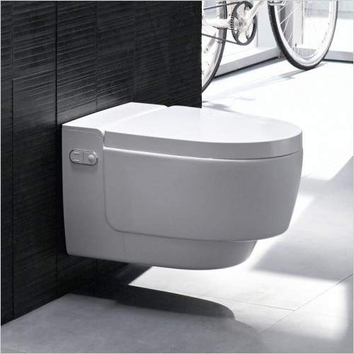 Geberit - AquaClean Mera Comfort WC Complete Solution, W/Hung