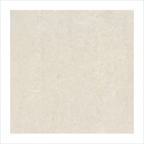 Park Street Bathrooms - Pearl Ivory Polished Porcelain Tile 600 x 600mm