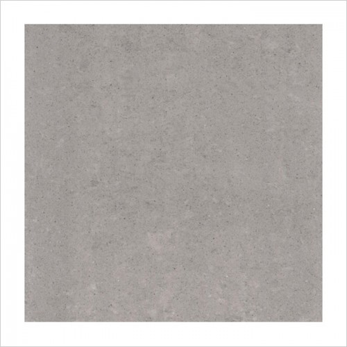 Park Street Bathrooms - Pearl Light Grey Polished Porcelain Tile 600 x 600mm